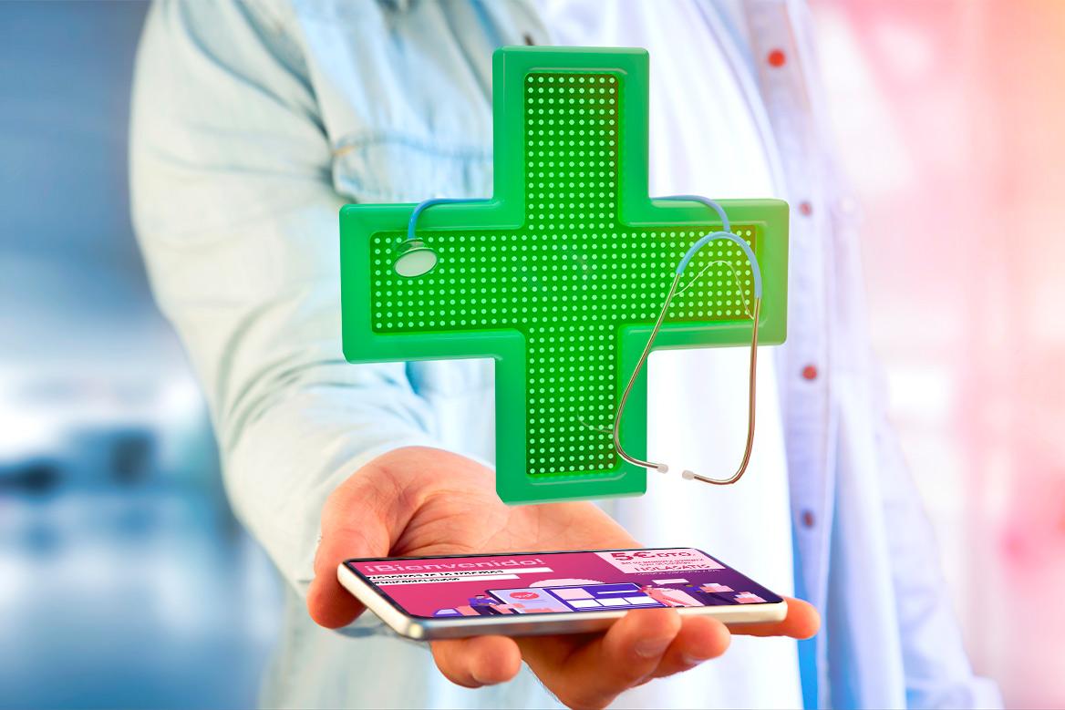 El gasto farmacéutico a través del comercio electrónico superó los 1.400 millones en 2020